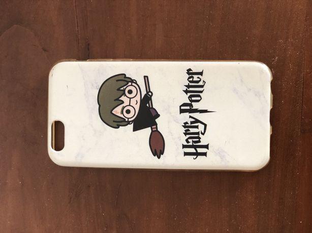 Capa Telemovel iPhone 6 - Harry Potter