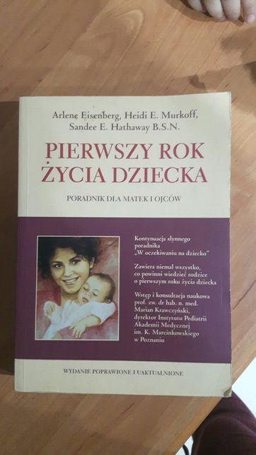 Książka Dla Przyszłej lub Będącej Mamy Pierwszy Rok Życia Dziecka