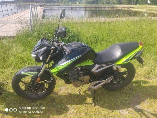 Sprzedam motocykl Junak 125 Racer