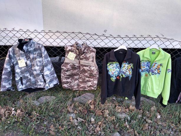 Sprzedam bluzy,kurtki, kamizelki, swetry,czapki NIKE TANIO!!!