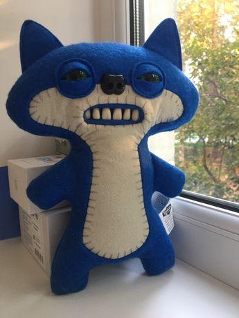 Fuggler коллекционная игрушка монстр кот лиса
