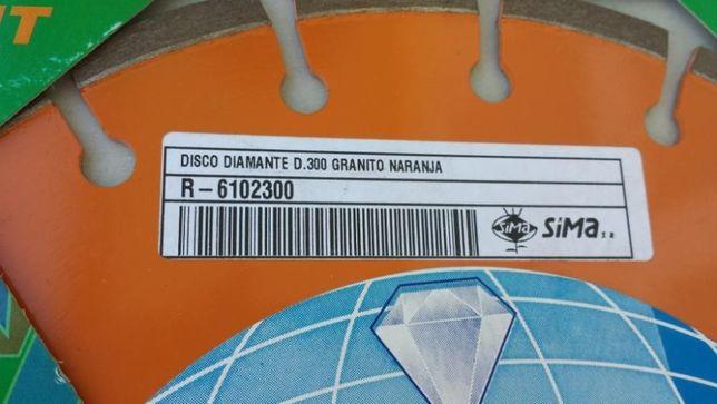Disco de diamante D 300 - SIMA
