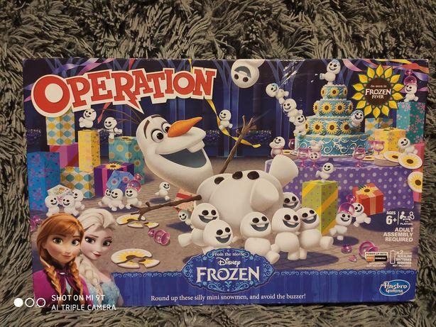 Gra planszowa operation Frozen