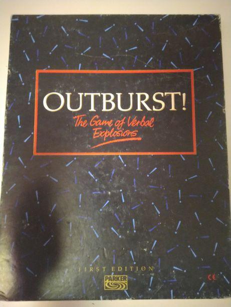 Игра настольная Outburst на английском языке ! Твистер, Пират в бочке