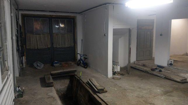 Garaz murowany 65m2