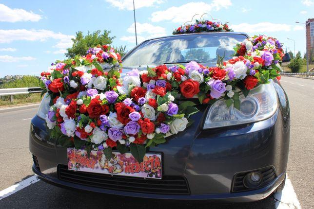 Аренда авто на свадьбу (не дорого)