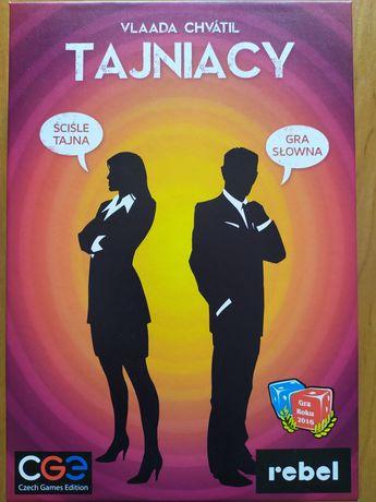 Tajniacy Codenames gra