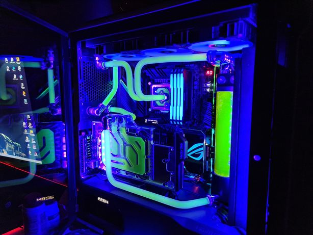 Komputer dla graczy i9 10900k/Maximus XII extreme