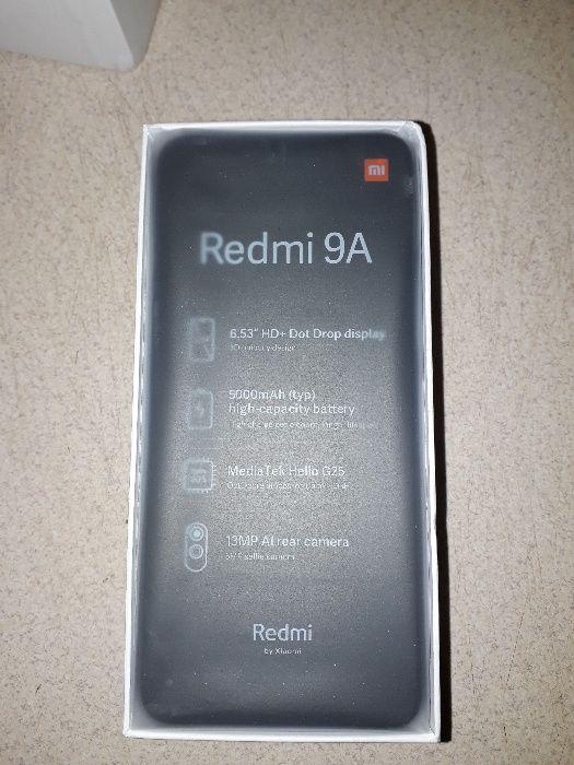 Nowy Xiaomi Redmi 9A Komplet z Etui Zgorzelec - image 1