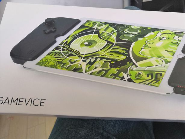 Gamevice comandos jogos iPad PS4 XBox