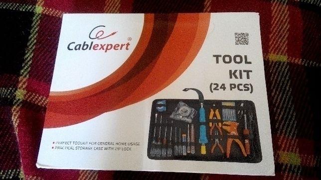 Набор инструментов Сablexpert Tk-Home-01