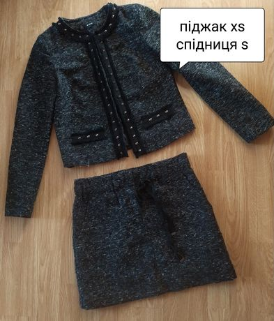 Костюм, спідниця, юбка, піджак, юпка, пиджак