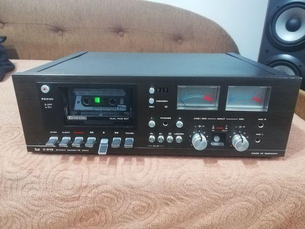 Magnetofon Dual C819