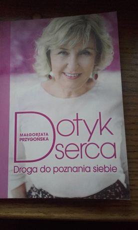 Książka Dotyk Serca Przygońska M.