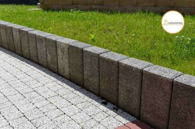 Polbruk Palisada Zen 80cm Grafit, Brąz Kostka Brukowa + transport HDS
