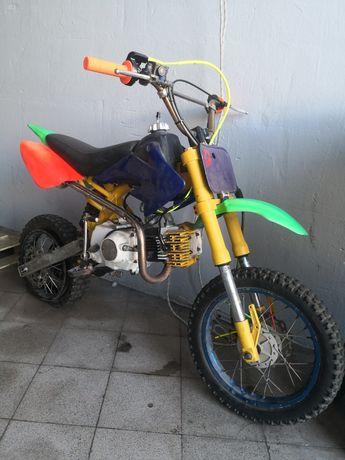 Pit bike ycf 125cc 3valve