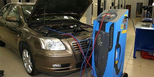 Заправка от100 грн авто кондиционера ремонт автокондиционера дозаправк