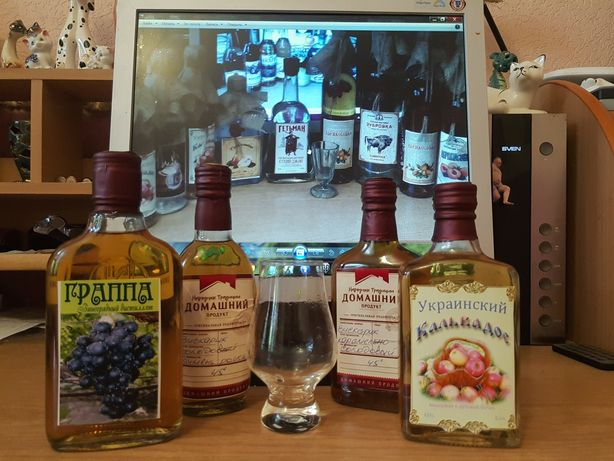 Продукты виноделия