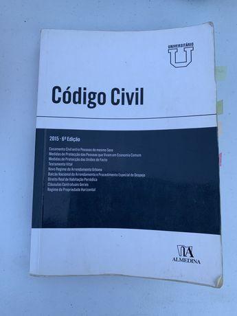 Código Civil 6ªedicão