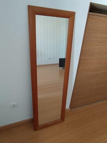Espelho IKEA faia