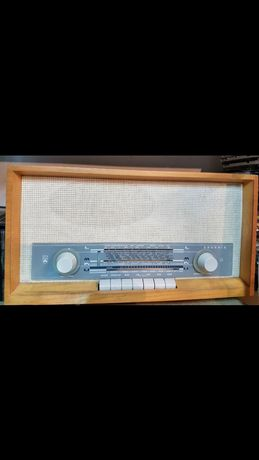 Radio lampowe Grundig 2355 piękny stan sprawne