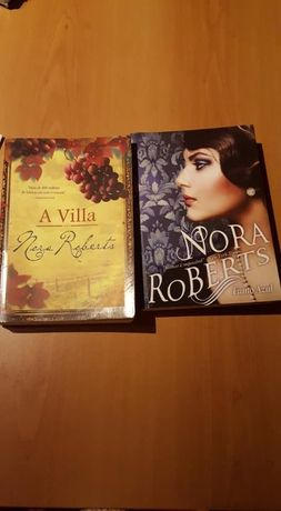 Livros Nora Roberts
