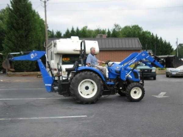 Trator New Holland TC 35-A
