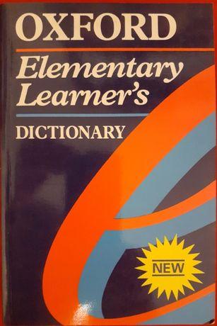 Oxford Elementary Learner's Dictionary, nowy słownik angielski