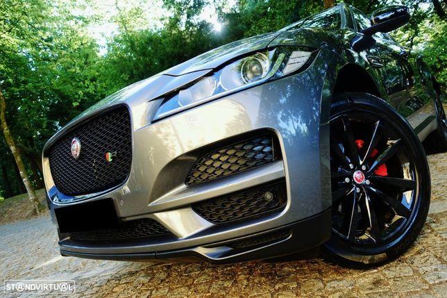 Jaguar F-Pace 2.0 i4D R-Sport Aut.
