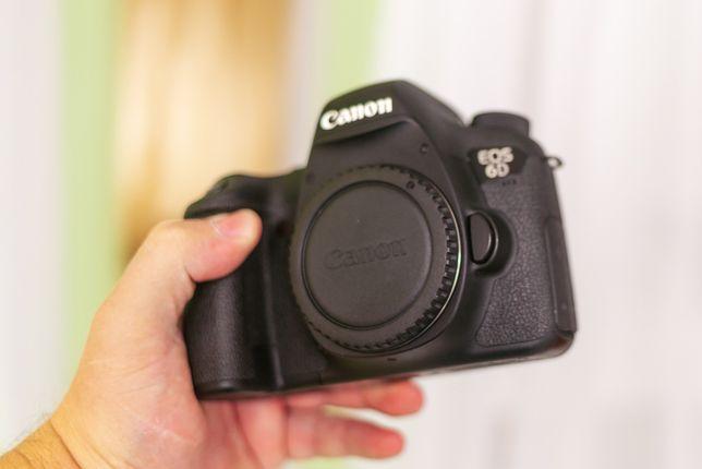 Фотоапарат Canon 6d, fullframe полный кадр