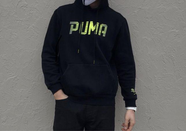 Худи Puma (не Stone Island)
