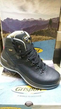 Ботинки Grisport 13705 D53tn Черные (Италия)