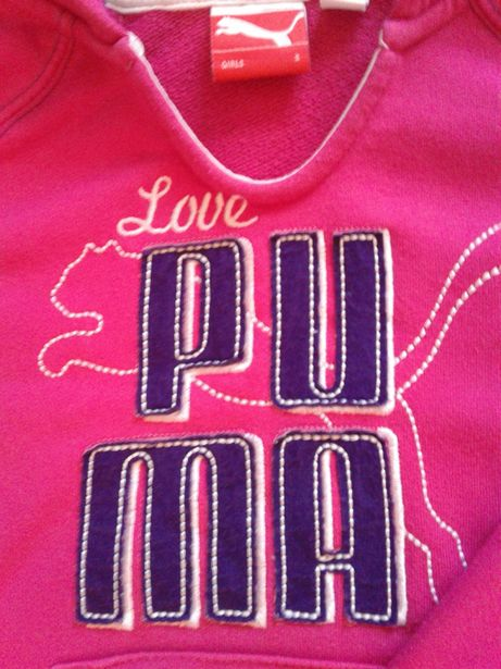 Puma Adidasy i bluza