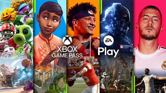 Подписка Game Pass Ultimate + игры EA play !!