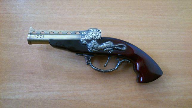 Зажигалка в виде пистолета СССР