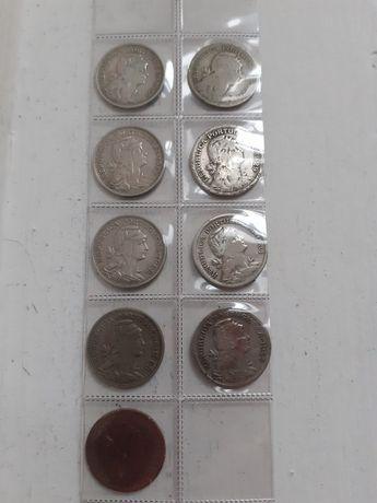Vendo estas moedas.