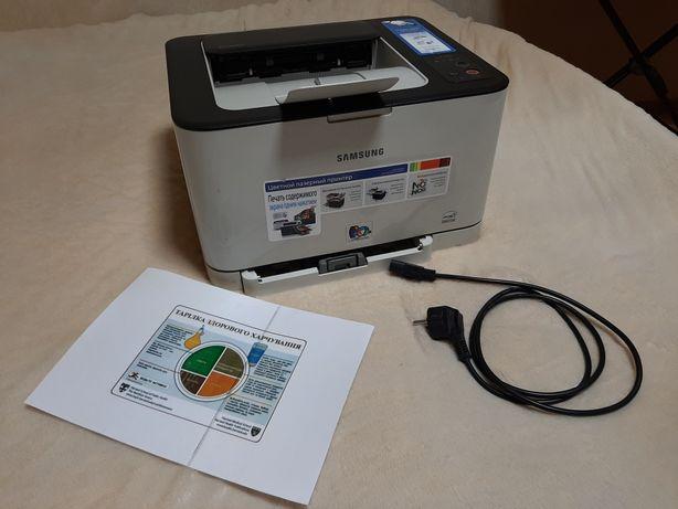 Принтер лазерный Samsung CLP-320