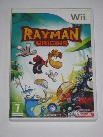 Gra RAYMAN Origins Nintendo Wii ++BDB PAL Wii 3xA