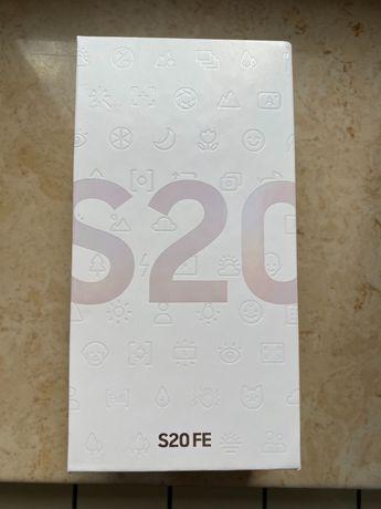 Smartfon / Telefon / Samsung S20 FE / CLOUD LAVENDER / 128GB /