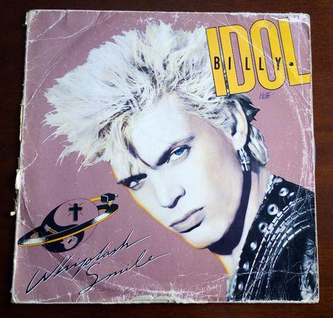 LP vinil Billy Idol Whiplash smile 1986 raro