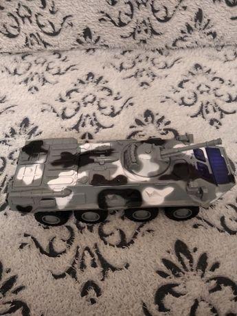 Детская машинка БТР