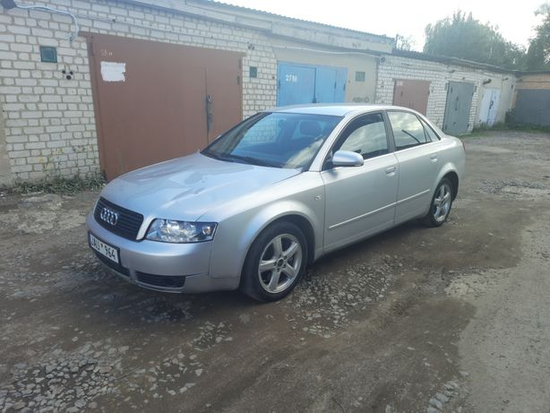 Продам Audi A4 B6 2.5TDi,automat