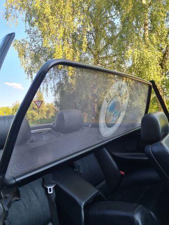 bmw e36 cabrio windshot wiatrołap bmw oryginał