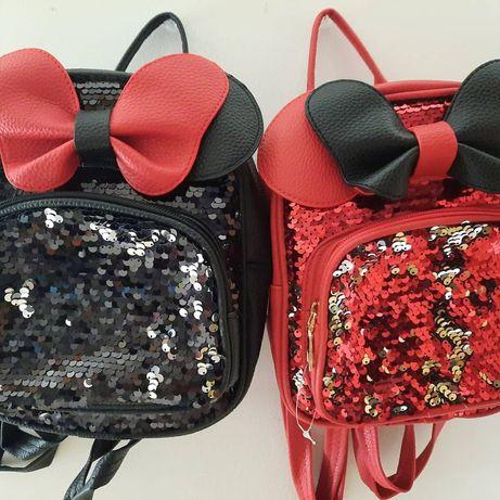 Vendo mochilas Minnie