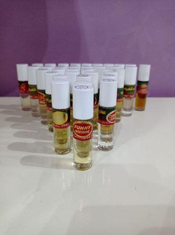 Супер стойкие масляные духи ( парфюмированное масло )
