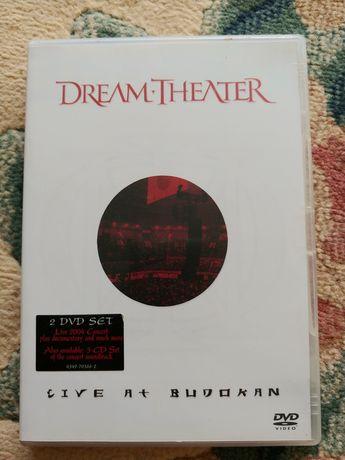 DVD Dream Theater Live at Budokan