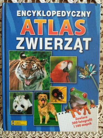 Atlas Zwierząt encyklopedyczny