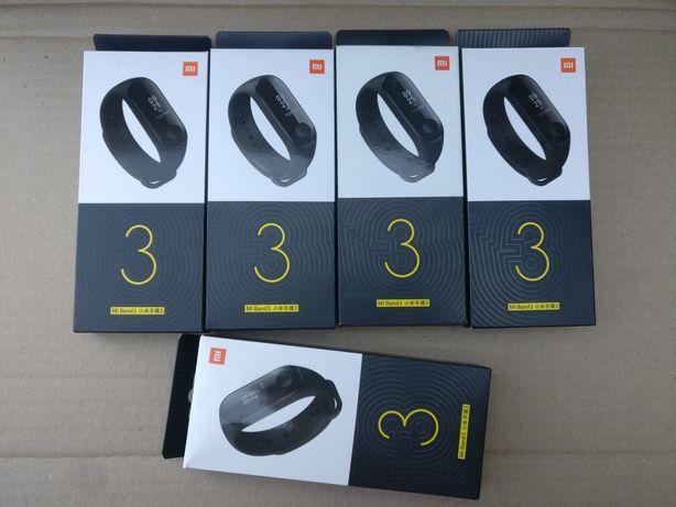 Новые Xiaom mi band 3 ОРИГИНАЛ! Глобальная версия!