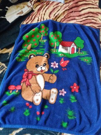 Детские одеяла теплые
