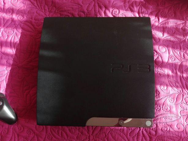 PS3 slim 320 GB desbloqueada...